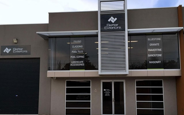 New Better Exteriors Burwood Display Center 1