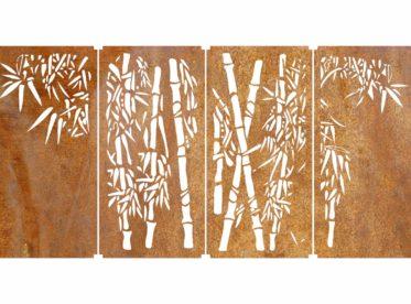 Bamboo Set Of Four