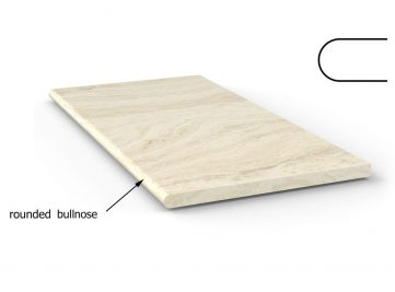 Pool Coping Bullnose