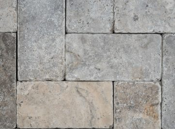 Peltro Tumbled Travertine