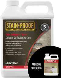 Stain Proof Color Enhancing